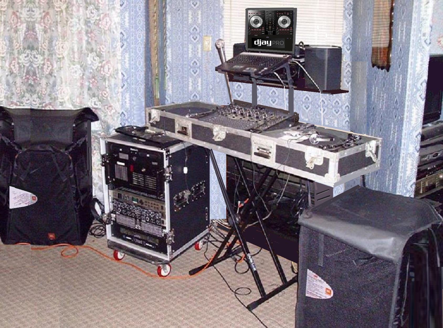 DJ & Equipment Rentals