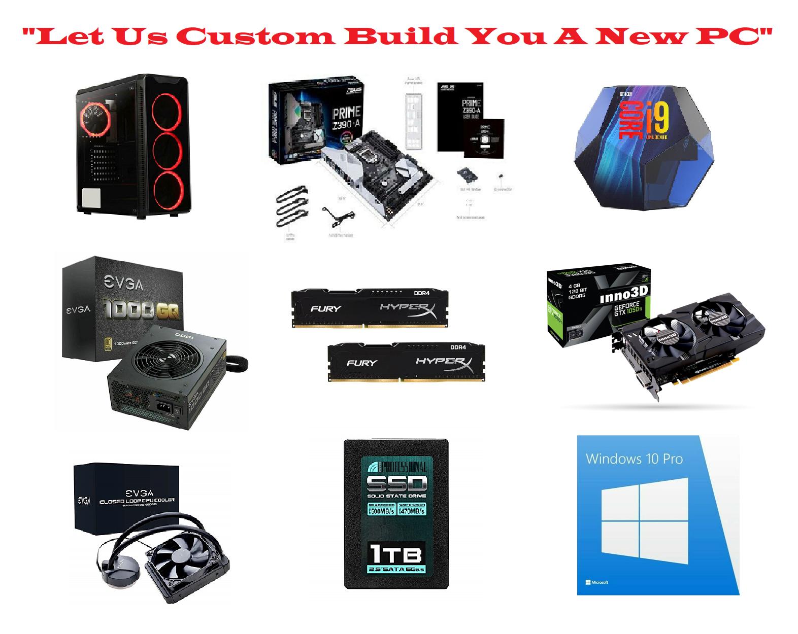 Let Us Build A New
