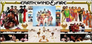 🎵 Earth, Wind & Fire – Guardians of Universal Music (Vol.1)