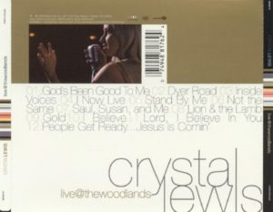 🎵 Crystal Lewis – LIVE AT THE WOODLAND Full Album (HD)