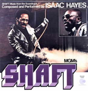 """🎵 Isaac Hayes – """"Shaft – Original Motion Picture Soundtrack"""""""